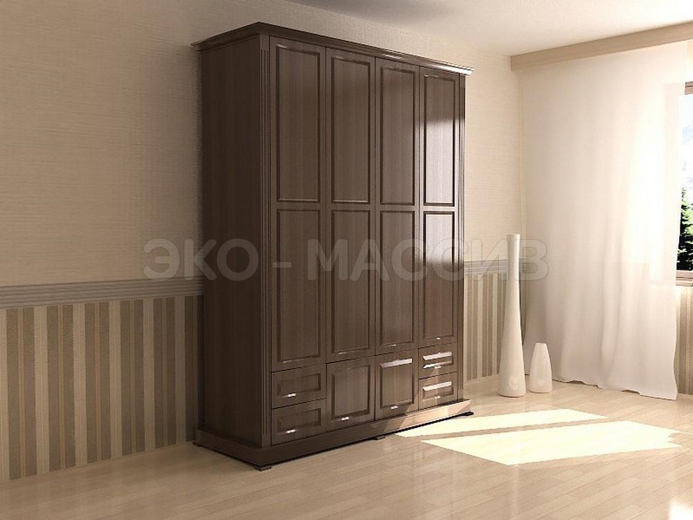 Шкаф с антресолью - мебельный блог.